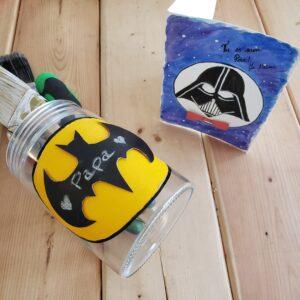 Cadeaux DIY enfants pour la fête des pères - activités créatives enfants