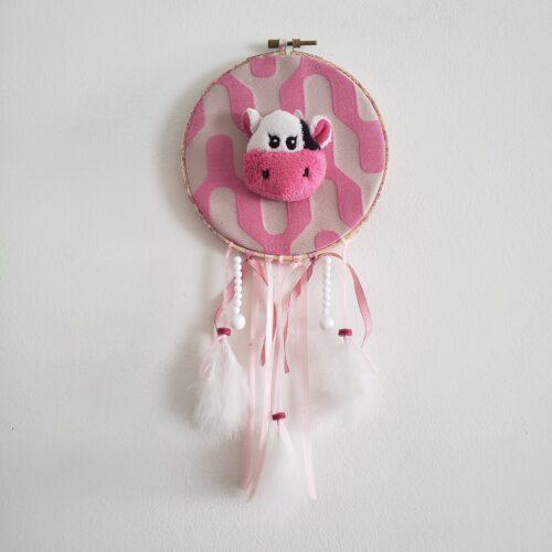 Capteur bébé - Oh la Vache - Boutique Papangue atelier créatif