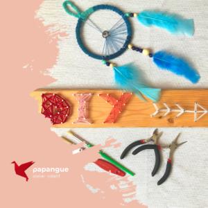 kits DIY La Réunion et en région activité créative manuelle DIY pour adulte et enfants