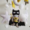 Boutique Papangue atelier créatif Bat Mobile pour bébé