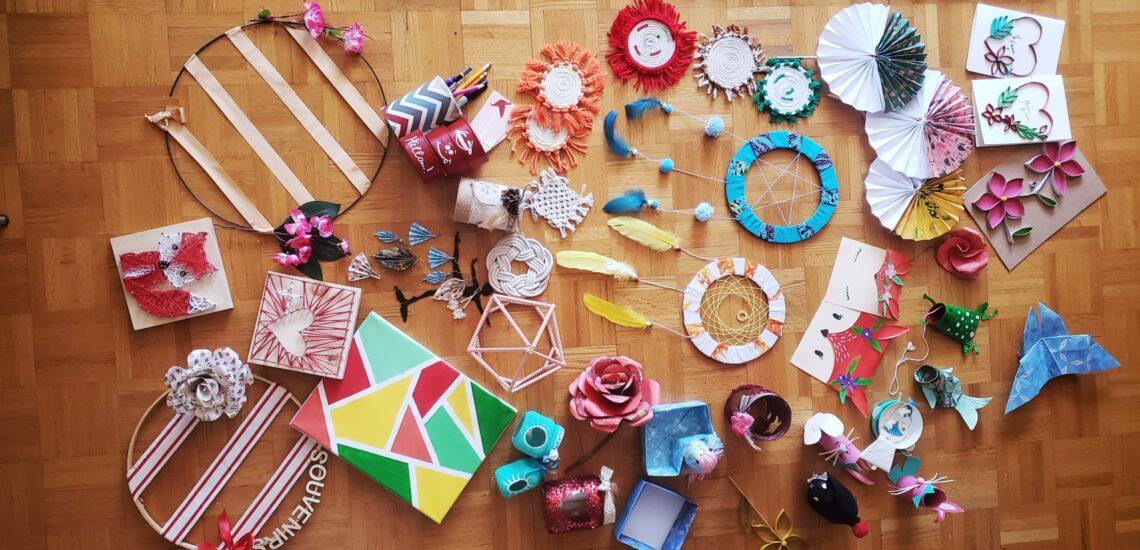Papangue atelier creatif tutos DIY