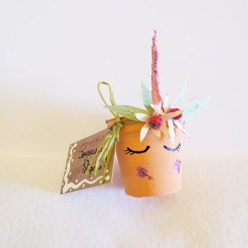 Papangue atelier créatif - activités enfants Pâques Licorne DIY