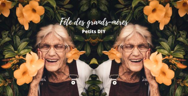 DIY fete des grands mere - Papangue atelier creatif enfant Reunion