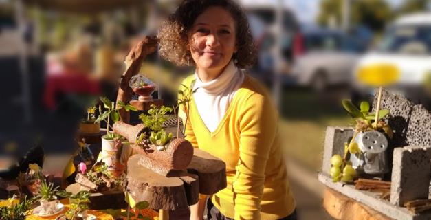 Papangue atelier creatif portrait de createurs Réunion